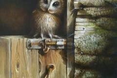 'StableDoor' by David A Finney - Spring 2015 Society Award winner