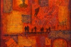 'Tribute' by Pauline Jordan - Autumn 2014 Society Award  winner