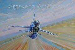 'Test Flight; MkT55 Lightening' by Nigel Morris