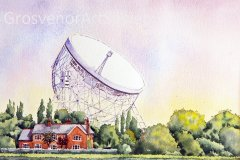 'Joderell Bank Observatory' by Peter Twist