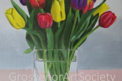 'Springtime Tulips' by Judith Shore