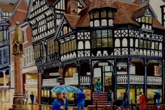 'Rainy Day in Chester' by Stylianos Philippakos