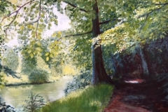 'Eccleston Woods' by Suzi Hingston