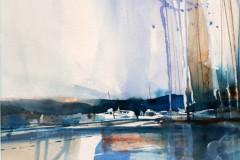 'Estuary Blues' by Ali Lindley